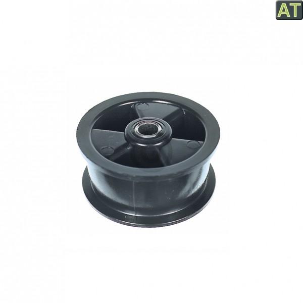 Europart Spannrolle wie AEG 125012503/4 schwarz für Trockner