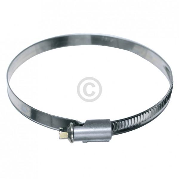 Europart Schlauchschelle 110-130 mm Chromstahl für 125er Abluftschlauch