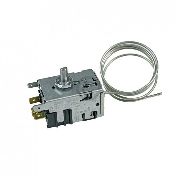 Europart Thermostat 077B6532 Danfoss 780mm Kapillarrohr 4x6,3mm AMP