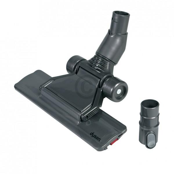 Dyson Bodendüse dyson 914617-01 Flat Out Head Flachdüse mit Adapter für 32mm Rohr-Øan Stielhandaubsa