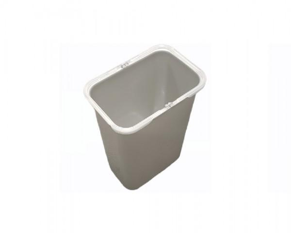 Ekotech Ersatzeimer 8 Liter für Aladin grau