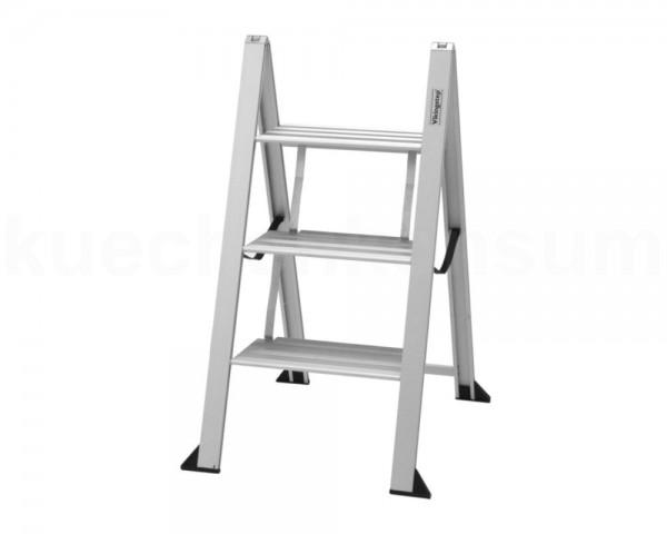 VIKINGSTEP Maxi Leiter 720 mm Aluminium wibe Ladders
