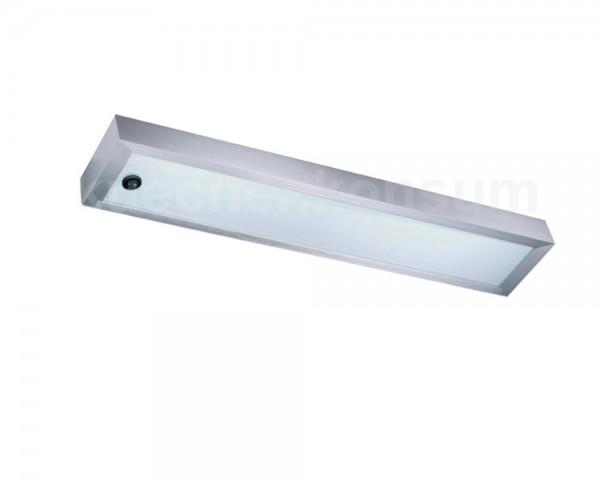 Thebo Glasbodenleuchte 1982177 Aluminium 90x12cm E 8008 21 Watt + T5