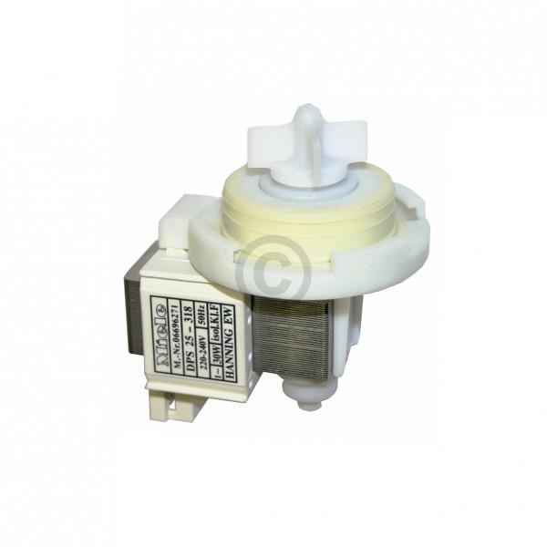 Miele Ablaufpumpe 6696272 HANNING Pumpenmotor für Geschirrspüler