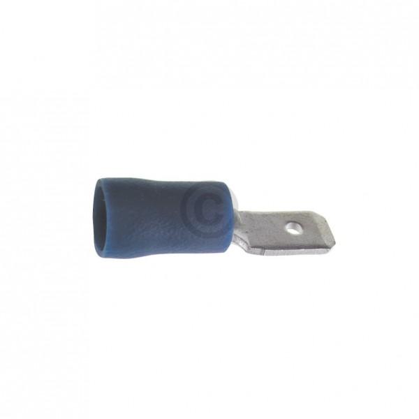 Europart Flachstecker blau 6,3mm