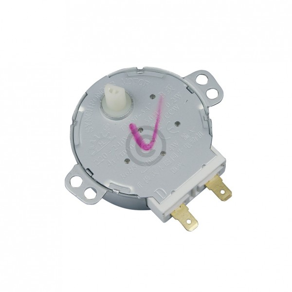 CandyHoover Drehtellermotor 4W CANDY 49006054 TYJ150-8A7 für Mikrowelle