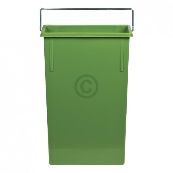 Hailo Inneneimer 226x115x340mm 7 Liter Hailo 1080989 grün für Einbau-Abfallsammlersystem