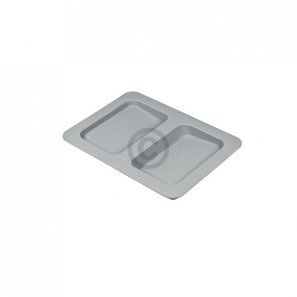 Hailo Deckel 254x182x25mm Hailo 1107239 hellgrau für 13L Inneneimer Abfallsammler-System