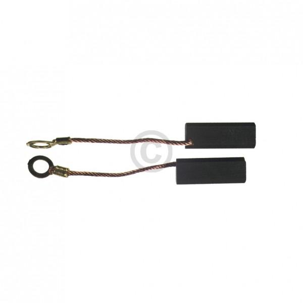 Europart Kohlen 7x7x18mm mit Kabel, Öse