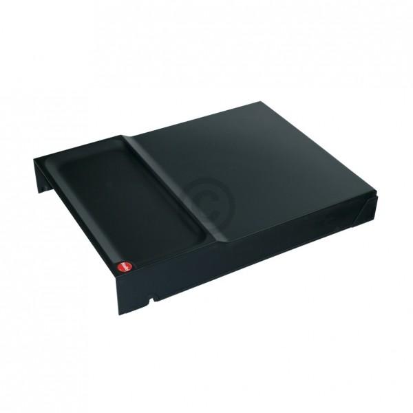 Hailo Deckel 470x337x73mm Hailo 1086329 schwarz Systemabdeckung für Einbau-Abfallsammlersystem