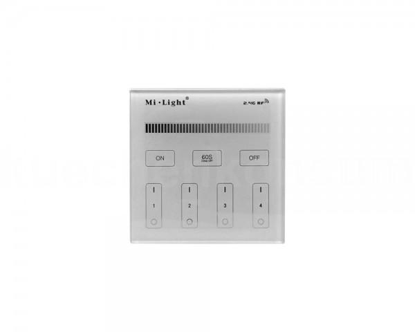 Faxe Funk-Wanddimmer 141817 für bis zu 4 LED Leuchtengruppen
