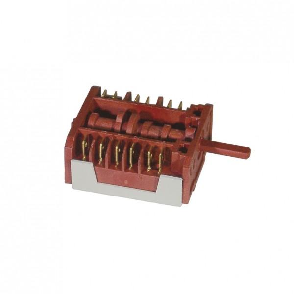 Europart Backofenschalter ZANUSSI 358198009/5 DEKA für Herd