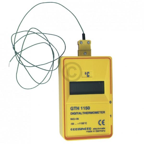 Greisinger Digital-Sekunden-Thermometer GTH1150