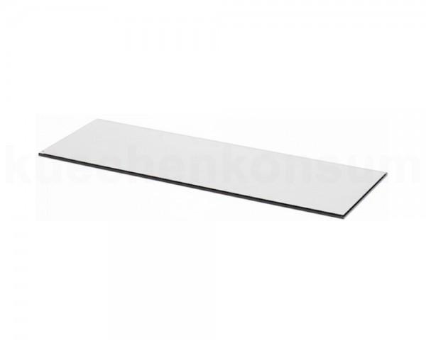 Linero MosaiQ Deko Einleger Rauchglas L 585 x 110 x 4 mm