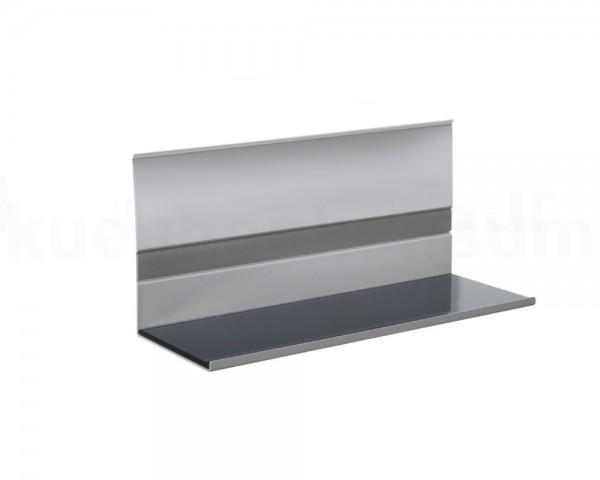 Linero MosaiQ Universalablage 140 titangrau 350 x 110 x 140 mm