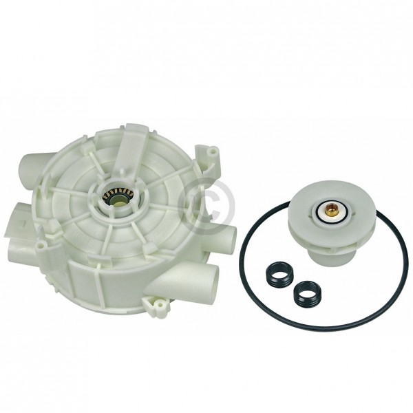 Miele Pumpenkopf für Umwälzpumpe 6195751 für Geschirrspüler