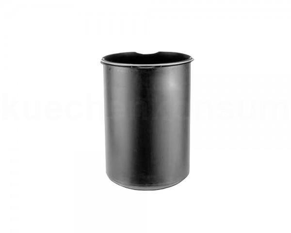 Wesco 13 Liter Inneneimer mit Henkel anthrazit 320 x 250 mm
