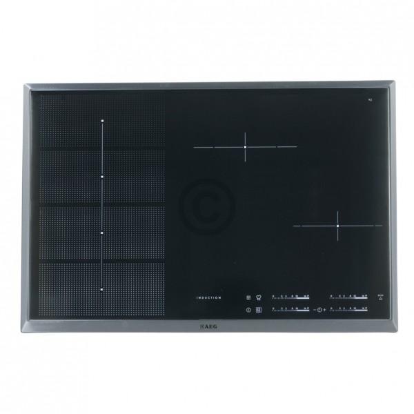 Electrolux Glaskeramikplatte AEG 808190702/7 Für Kochfeld Herd Induktion