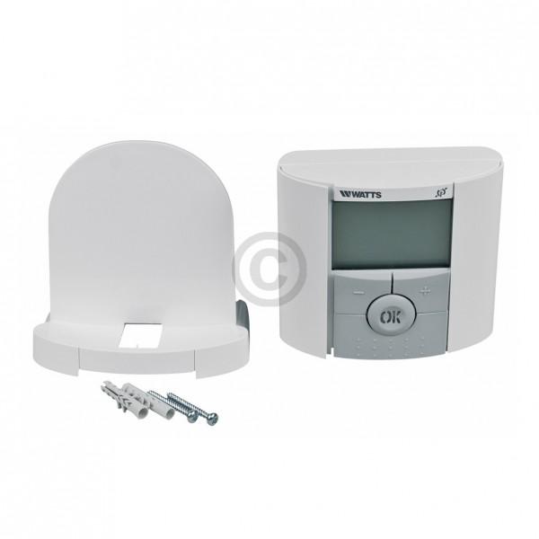 Europart Funk-Uhrenthermostat elektronisch Watts 10036878 BT-DP02-RF für SmartHomeSystem