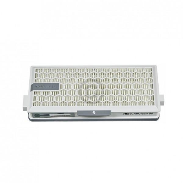 Miele Abluftfilterkassette 9616280 SF-HA50 Lamellenfilter für Staubsauger
