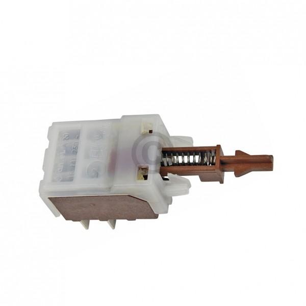 Arçelik-Gruppee Tastenschalter 1-fach beko 2201920500 für Waschmaschine