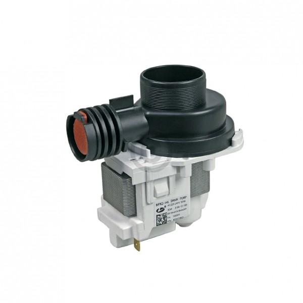Europart Ablaufpumpe AEG 14000073801/7 Leili mit Pumpenkopf für Geschirrspüler