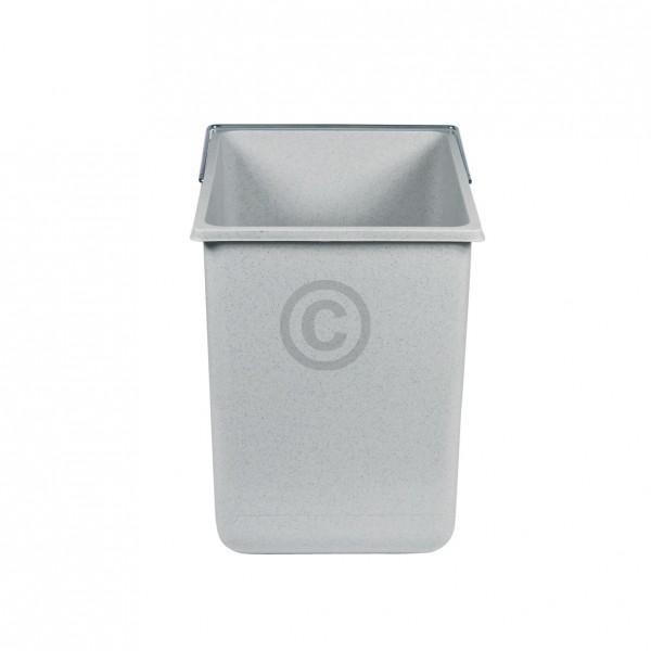 Hailo Inneneimer 316x226x286mm 18 Liter Hailo 1086249 hellgrau für Einbau-Abfallsammlersystem