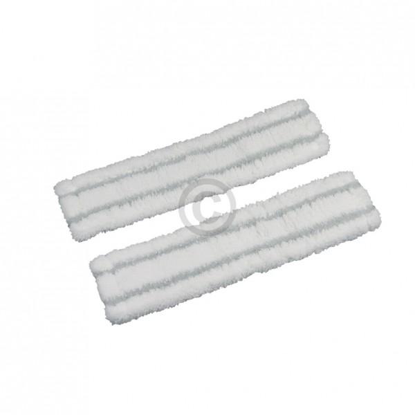 Kärcher Mikrofaser-Wischbezug für Akku-Fenstersauger, 2 Stück