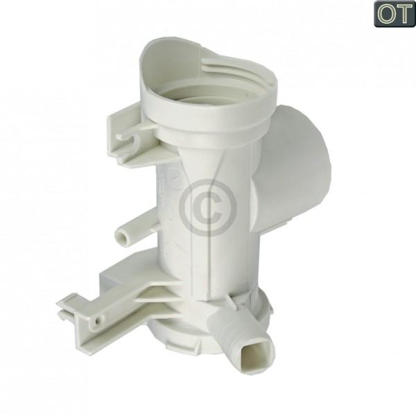 Electrolux Flusensiebgehäuse AEG 132501523/6 Pumpenkopf für Ablaufpumpe Waschmaschine