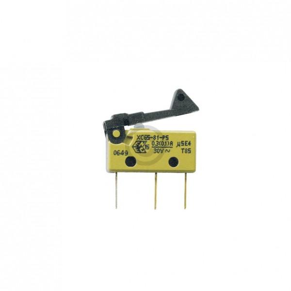 Europart Schalter Mikroschalter PHILIPS Saeco NE05.038 XC65-81-P5 mit Schalthebel für Kaffeemaschine