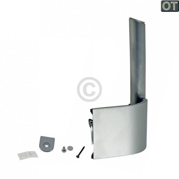 BSH-Gruppe Türgriff BOSCH 00642711 silber matt für Kühlschrank