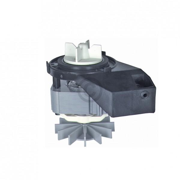 Europart Ablaufpumpe wie ZANKER 5009904000/3 GRE Pumpenmotor Spaltpol für Waschmaschine Waschtrockne