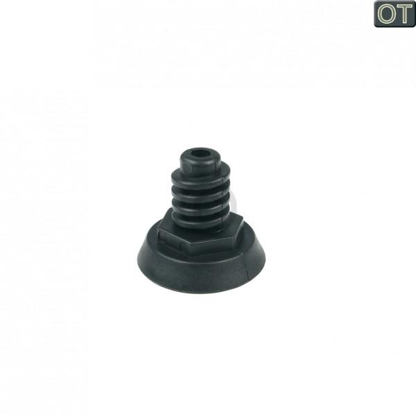 CandyHoover Gerätefuß schwarz 35 mm Hoover 41001349 für Geschirrspüler