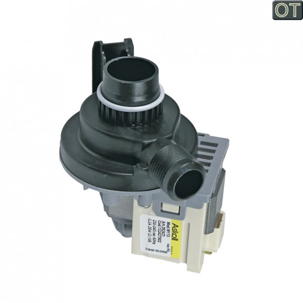 Electrolux Ablaufpumpe Electrolux 146057320/5 Askoll mit Pumpenkopf für Waschmaschine