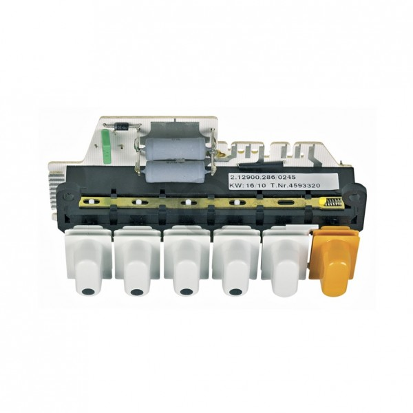 Miele Tastenschalter 6-fach 4593320 für Waschmaschine