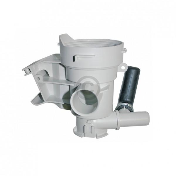 Miele Flusensiebgehäuse 3713981 Pumpenkopf für Ablaufpumpe Waschmaschine Waschtrockner