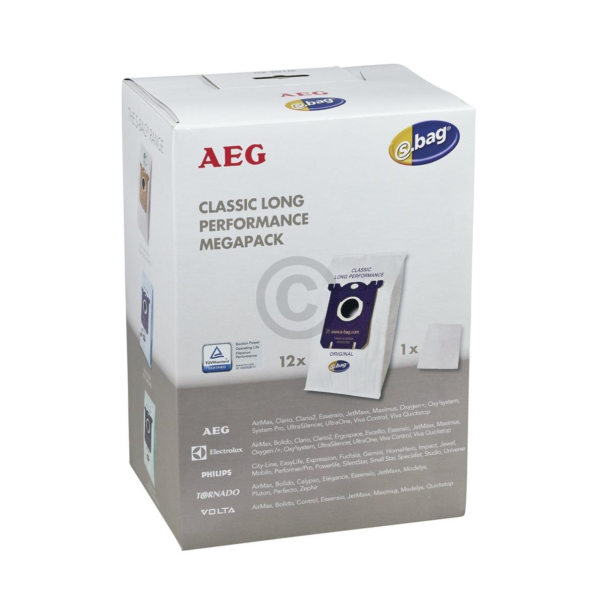 10x Dust bags microfibre for VOLTA Essensio JetMaxx