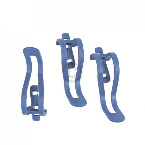 BSH-Gruppe Geschirrkorbklammern BOSCH 00423712 Kleinteilehalter für Kunststoffteile Deckel in Geschi