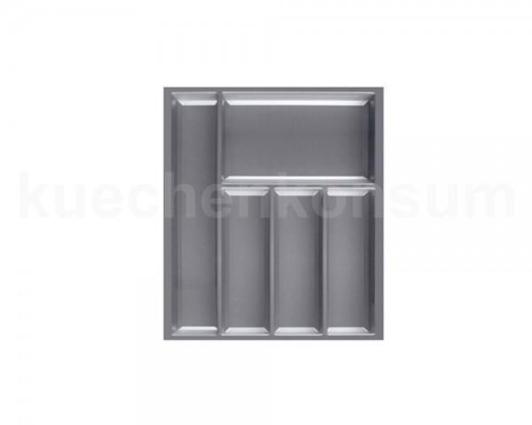 Besteckeinsatz MOVE für 50er Schublade 392 x 473,5 mm Kunststoff