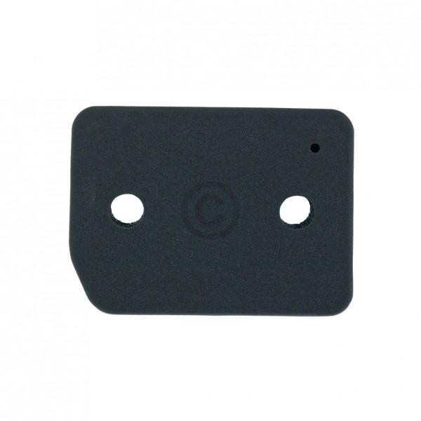 Miele Schaumfilter 9164761 207x155 mm Sockelfilter an Wärmetauscher Kondenstrockner