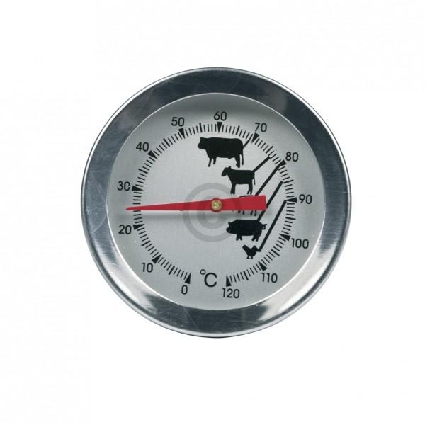 Europart Fleischthermometer 0 bis +120°C Einstechthermometer