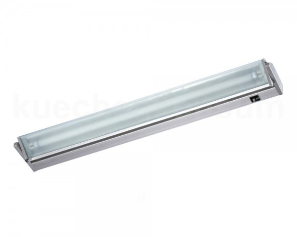 Thebo Unterbauleuchte 17607/21 Silber E 3201 schwenkbar 918 mm 21 Watt