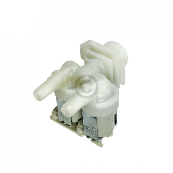 Europart Magnetventil wie BOSCH 00428210 zweifach 180° 10,5 mm für Waschmaschine