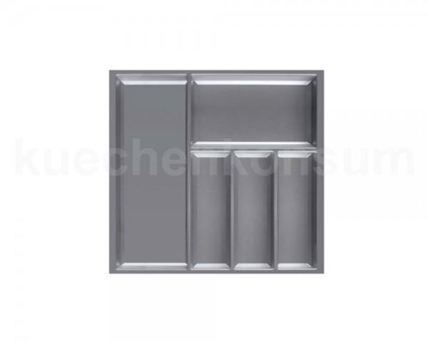 Besteckeinsatz MOVE für 60er Schublade 492 x 473,5 mm Kunststoff