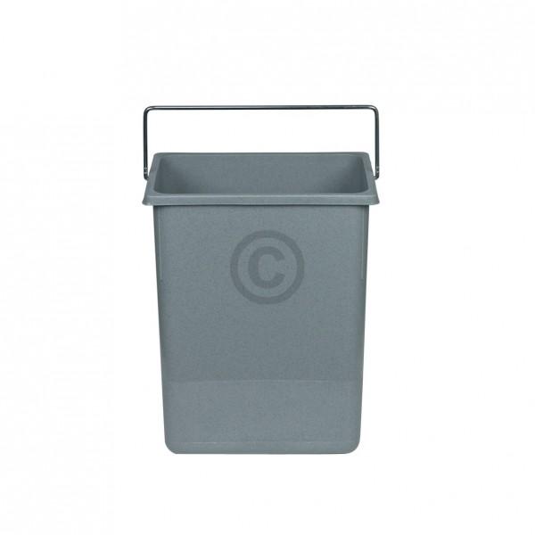 Hailo Inneneimer 226x150x287mm 8,5 Liter Hailo 1094089 hellgrau für Einbau-Abfallsammlersystem