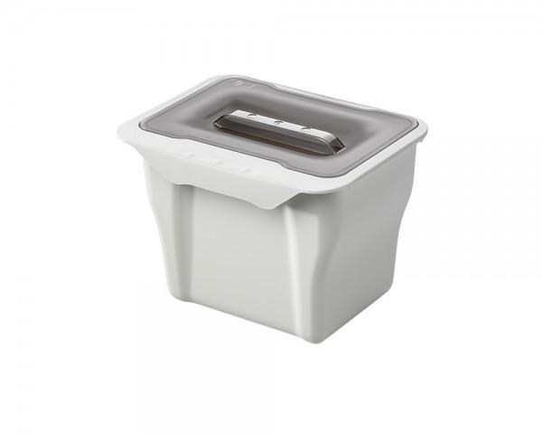 Wesco Kitchen Box 5 Liter Lizzy 782557-85 Multifunktionsbehälter alugrau