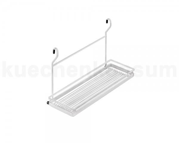 Linero Classic Mehrzweckablage matt-verchromt 455 x 185 x 270 mm