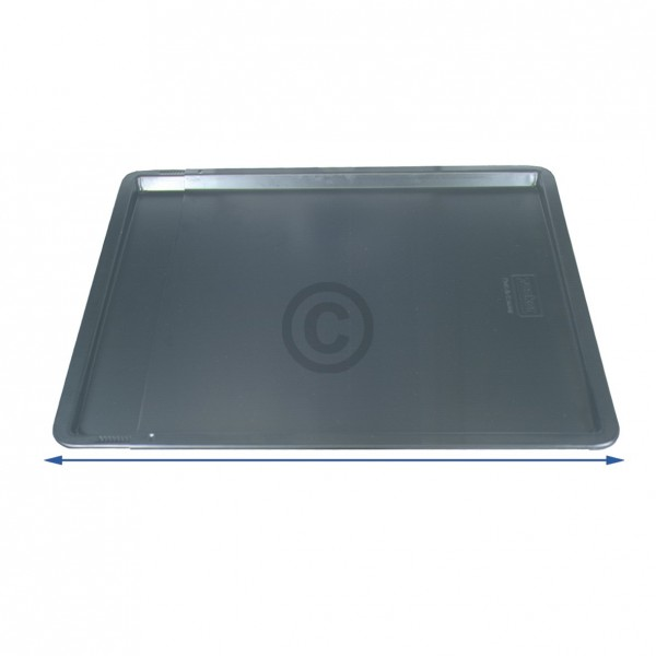 Zenker Backblech ausziehbar 6537 13 mm hoch antihaft Universal 375-520 x 335 mm
