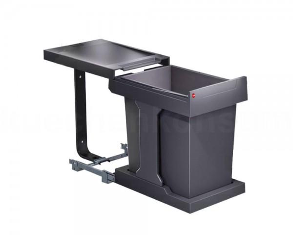Hailo Abfallsammler 3635001 AS Swing Solo 20 Liter