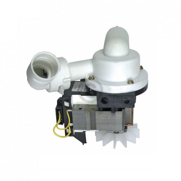 Europart Ablaufpumpe wie Bauknecht 481236018004 Plaset mit Pumpenkopf für Geschirrspüler